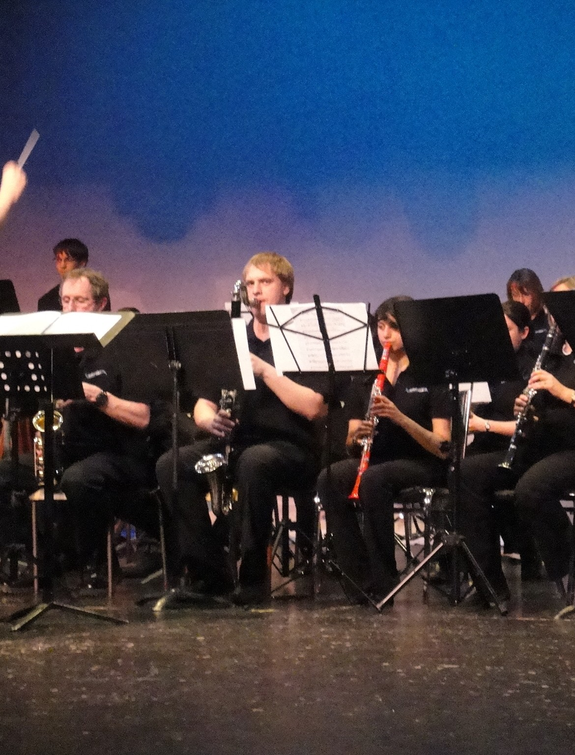 Northern Winds Community Band has Successful First Year