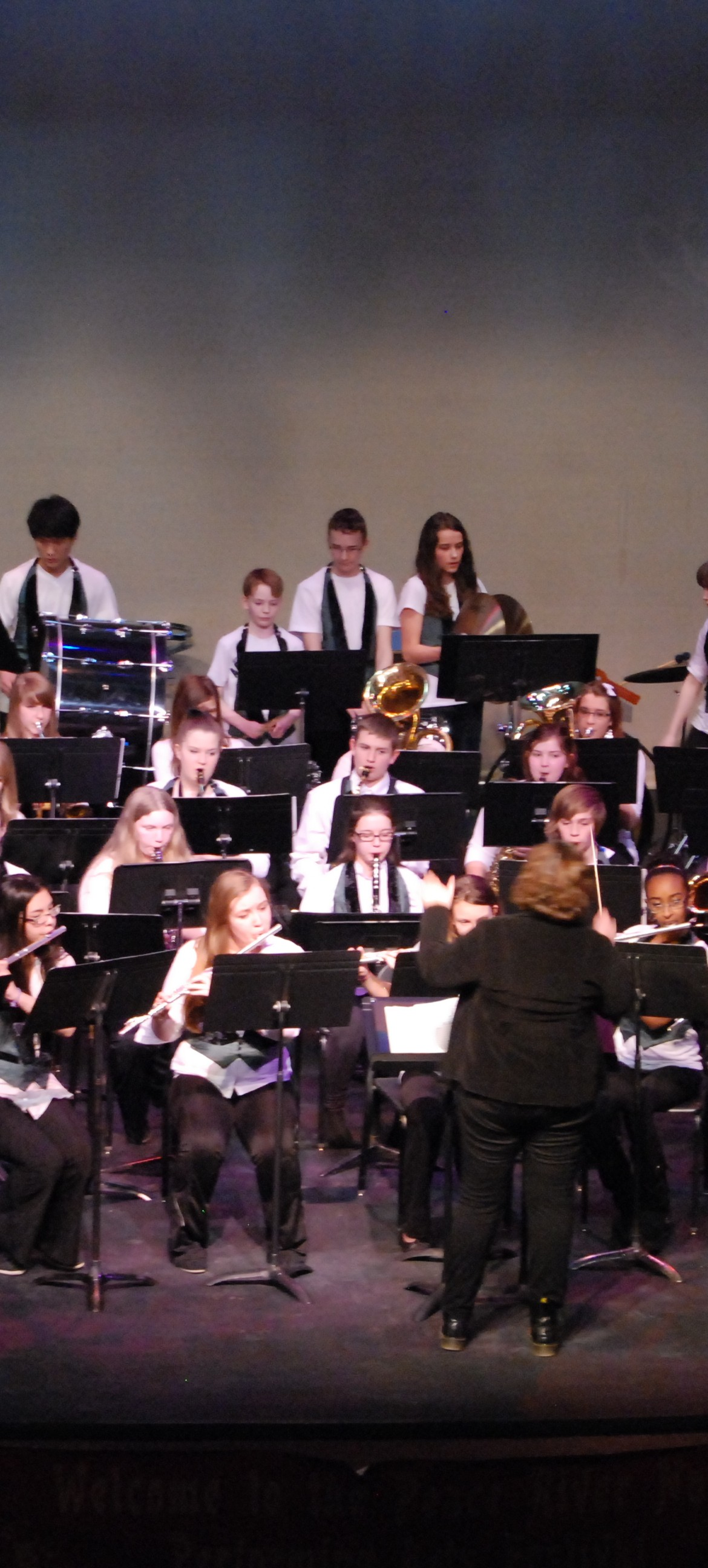 About School District 60 Band Program