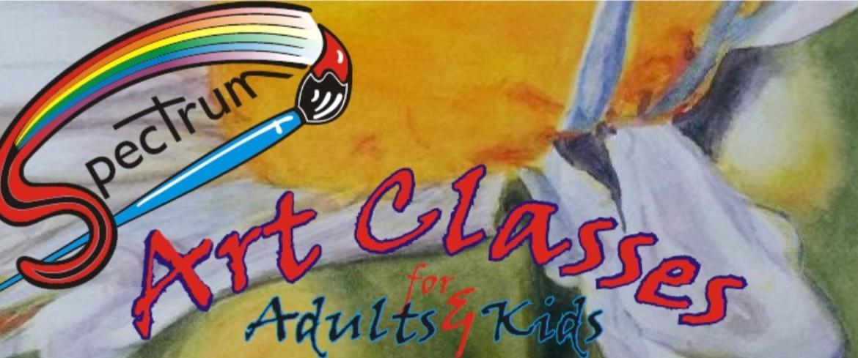 Spectrum Art Classes