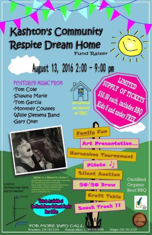 Respite Dream Home Fundraiser