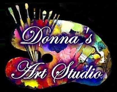 July Classes at Donna's Art Studio