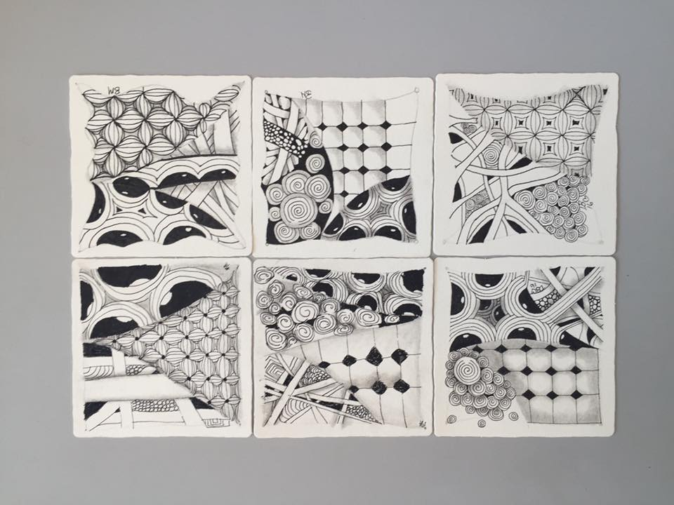 Zentangle Classes with Deb Bowyer