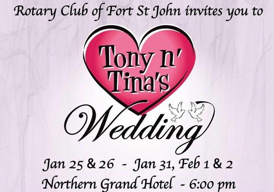 Tony & Tina's Wedding Dinner Theatre