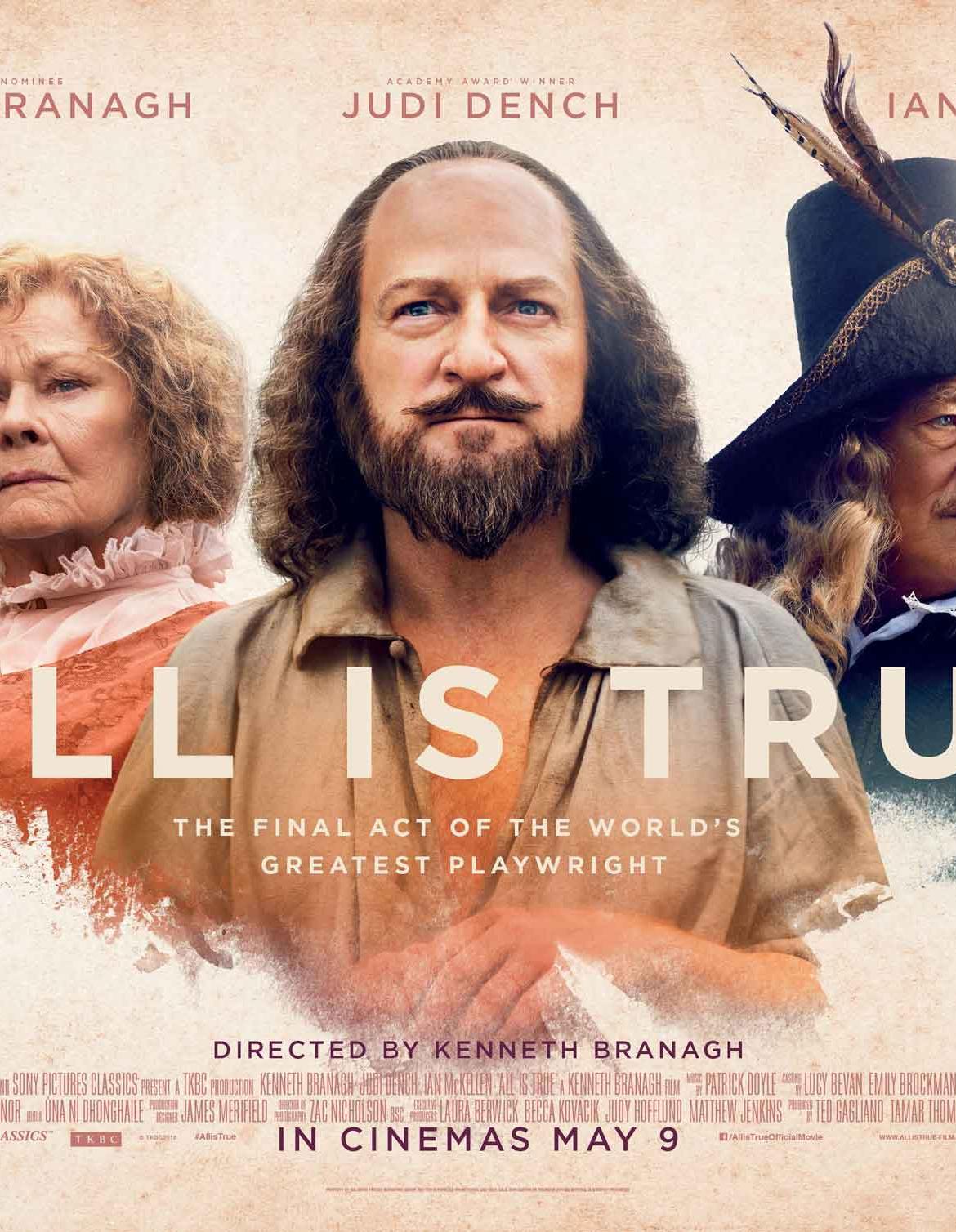 FSJ Film Society:  All is Well