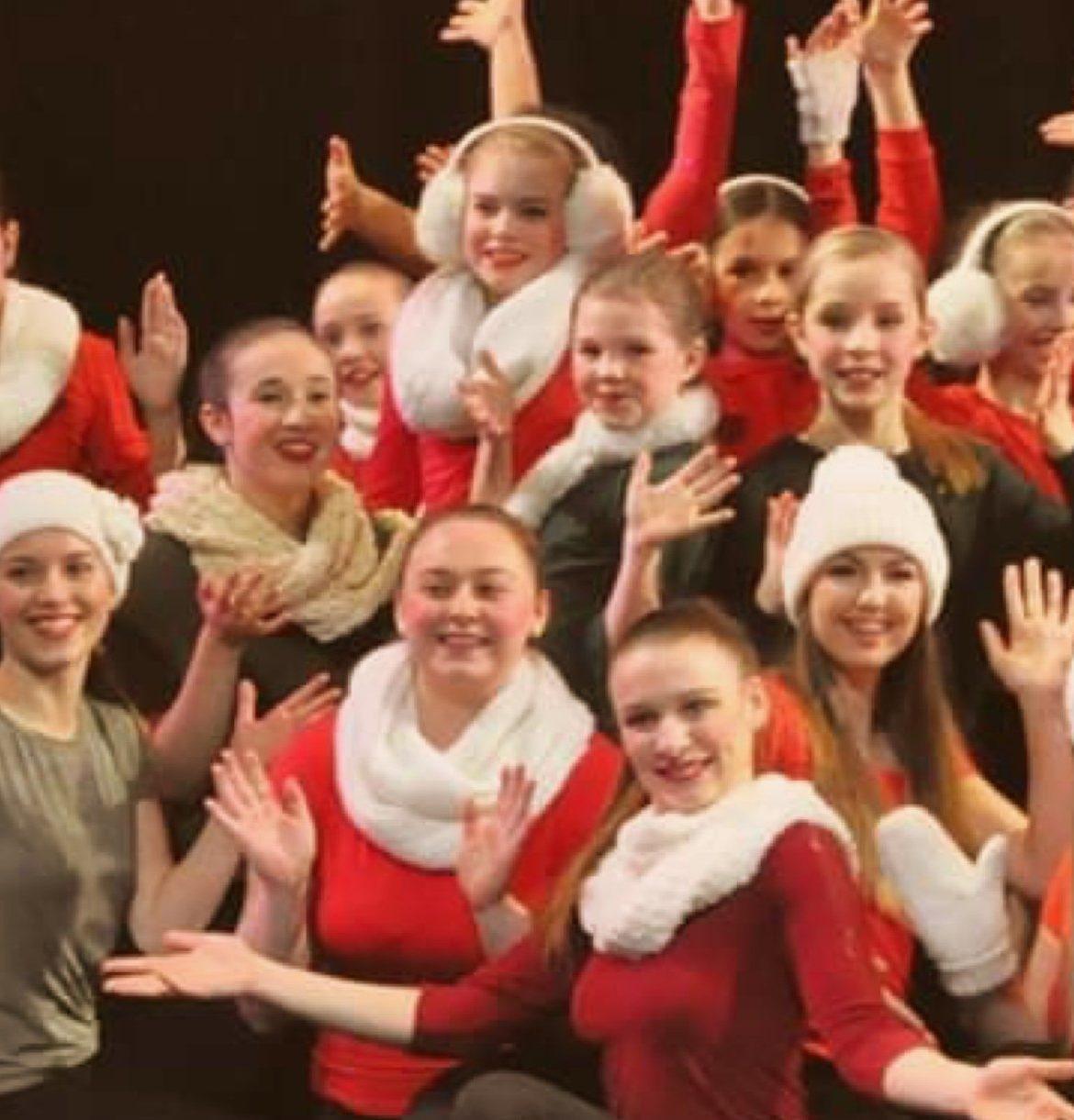 Studio 2 Stage Christmas Recital