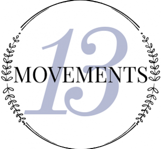 13 Movements