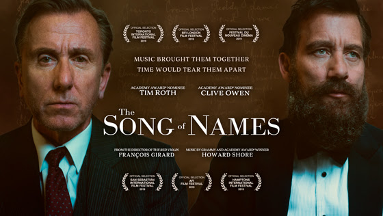 FSJ Film Society: A Song of Names