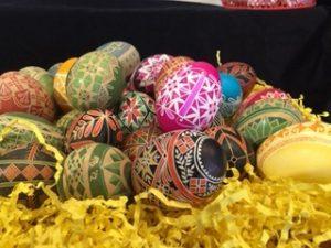 Traditional Ukrainian Egg Decorating – Pysanky