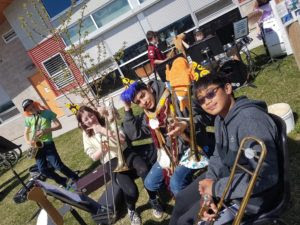 School District 60 band wraps up year